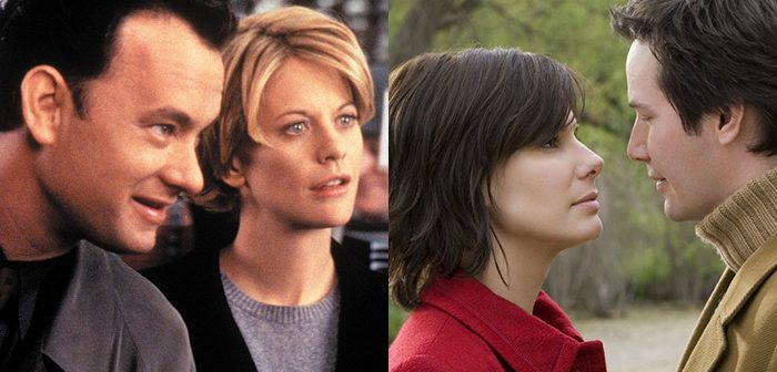 Battle #1 : Tom Hanks/Meg Ryan vs. Keanu Reeves/Sandra Bullock