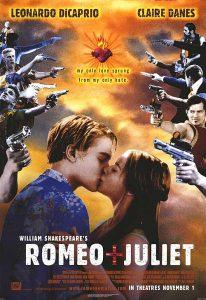 Nos 100 films romantiques préférés - Romeo + Juliette
