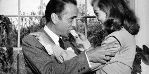 Bogart Bacall mariage