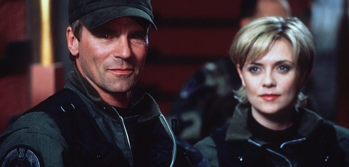 Couple de Légende Stargate SG1 Jack Sam