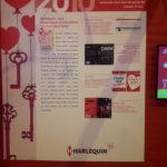 Exposition Harlequin 40 ans (Salon du Livre 2018) - 2010