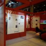 Exposition Harlequin 40 ans (Salon du Livre 2018))