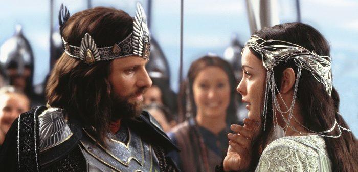 Arwen Aragorn
