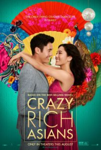Crazy Rich Asians - l'affiche