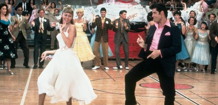 L'ecran Pop Grease