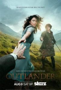 Outlander affiche saison 1