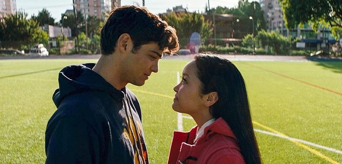 Noah Centineo de retour dans une romance Netflix en avril